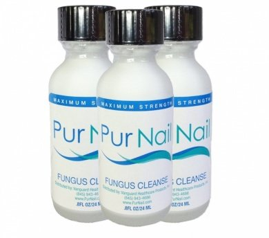 PurNail - Nail Fungus Treatment | Brush-On Solution (3) by PurNail