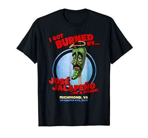 Jose Jalapeno On A Stick Richmond, VA Shirt (Jeff Dunham And Jalapeno On A Stick)