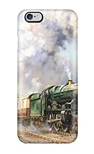 Defender Case With Nice Appearance (train) For Iphone 6 Plus hjbrhga1544