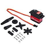 Neoteck Waterproof High Torque Metal Gear RC Servo Motor Airplane Helicopter Boat Car