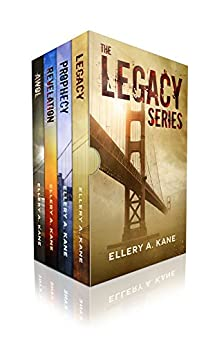 The Legacy Series Boxed Set (Legacy, Prophecy, Revelation, and AWOL) by [Kane, Ellery A.]