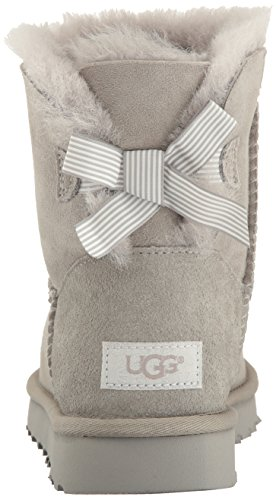Seal Boot Women's UGG Bow Mini Winter Bailey Stripe vUApBw