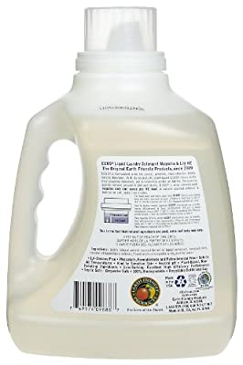 Earth Friendly Products Liquid Laundry Detergent - 100 oz - Magnolia & Lily - 2 pk