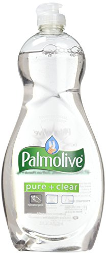 Palmolive Ultra Dishwashing Liquid - Pure + Clear - 25 oz - 2 pk
