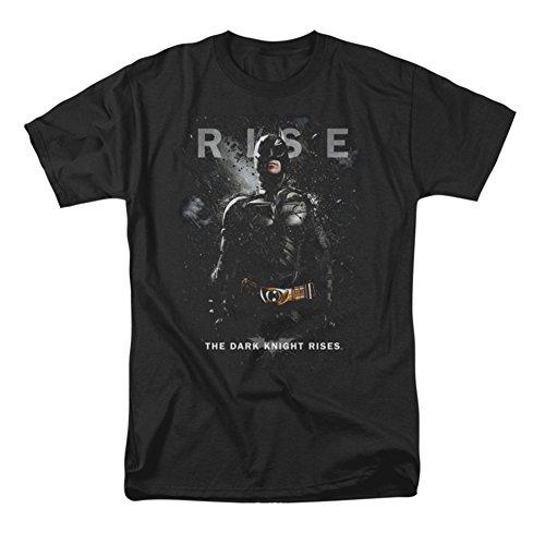 DC Comics Mens Batman The Dark Knight Rises Shirt at Gotham City Store