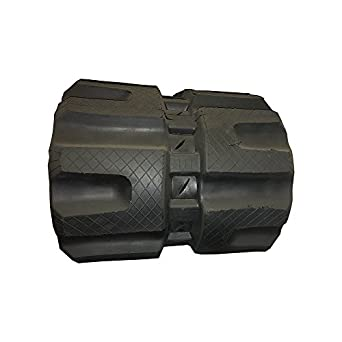 Amazon com: 6678749 One Rubber Track Made to Fit Bobcat T250 T300