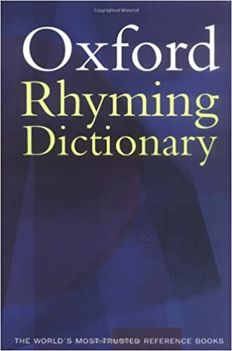 online rhyming dictionary