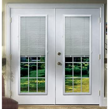 Add On Enclosed Aluminum Blinds In White For