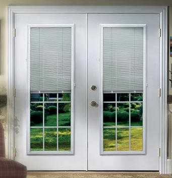 Odl Bwm226401 22x64 Enclosed Blind For Steel Or Fiberglass Doors