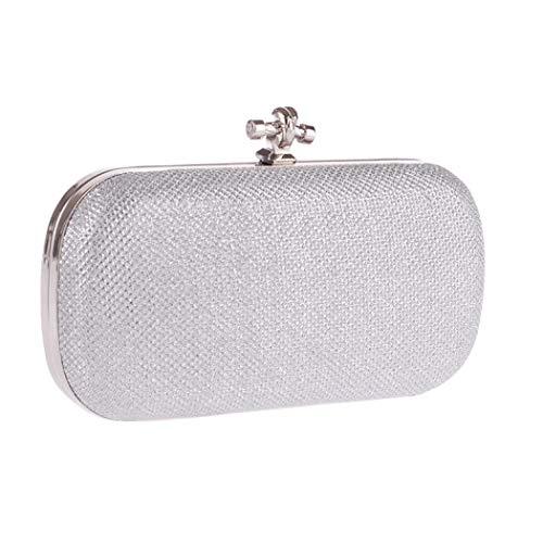 YYW Pochette SSMKY232942 femme pour Silver wYS8Yqp