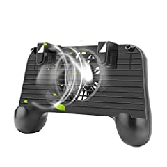 JAMSWALL provide you with high quality game pads to help you get a better experience in the game, to make your fingers work better and to help you achieve higher rankings, such as Fortnite or PUBG. Customer first, every product has been teste...