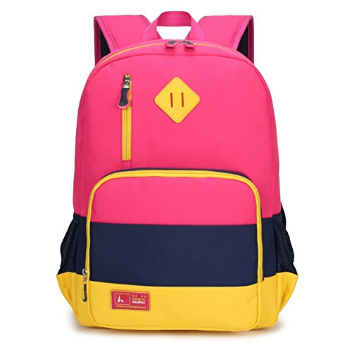 Kids Waterproof Backpack for Elementary or Middle School