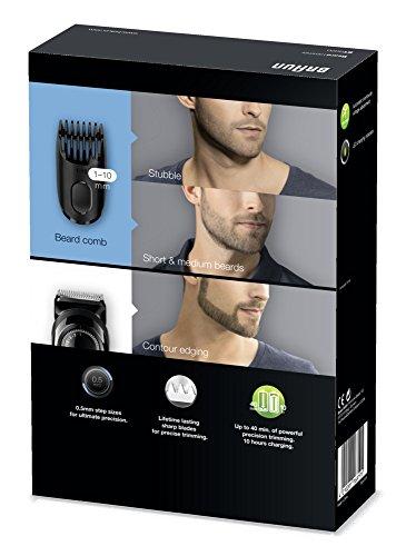 Buy travel beard trimmer