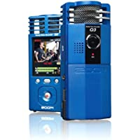 Zoom Q3 Handy Video Recorder (Metal Blue) (Discontinued by Manufacturer)