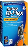Osteo Bi-Flex Triple Strength Caplets - 120 ct, Pack of 5