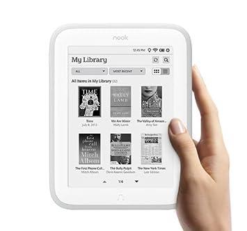 Amazon nook glowlight ebook reader 4gb bnrv500 electronics nook glowlight ebook reader 4gb bnrv500 fandeluxe Image collections