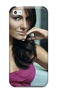 Iphone 5c YY-ONE Skin : Premium High Quality 0214 Hot Celebrity Vanessa Marcil Case