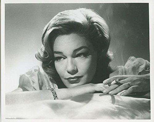 Simone Signoret jeune