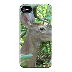 New Premium ShirleyAFields Hello Skin Case Cover Excellent Fitted For Iphone 4/4s