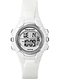Timex Marathon Sport T5K8069J White Digital Watch