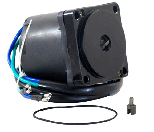 Parts Motor Johnson Outboard Evinrude - NEW REVERSIBLE TILT/TRIM MOTOR FITS OMC EVINRUDE JOHNSON 6241 438531 5005374 5005376