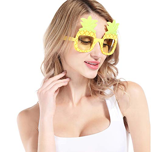 Funny Crazy Party Glasses Creative Novelty Costume Party Sunglasses Accessories for Birthday Halloween Costume Party Supplies -