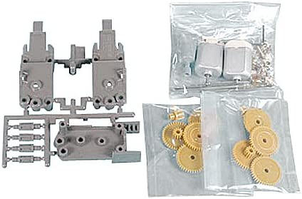 Tamiya fun tool series no168 double gear box left and right independent //+H