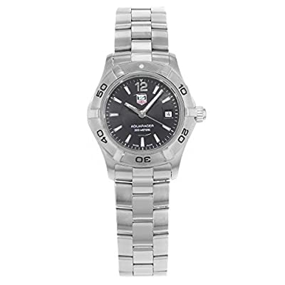 Tag Heuer Aquaracer Quartz Female Watch WAF1410.BA0812 (Certified Pre-Owned) by Tag Heuer