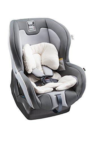 Kiwy 14001KW04B Rear Boarder Kinderautositz SF01 Double Q-Fix, Gruppe 0+/1, Rear-Face 0-13 kg, Front-Face 14-18 kg, ECE R44/044