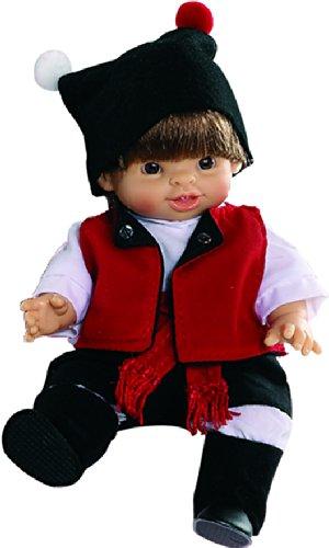 Amazon.com: Paola Reina 593 vinilo Gallego Boy Doll: Toys ...