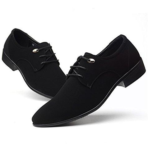 Chaussures de Ville pour Hommes Cuir Nubuck Oxfords