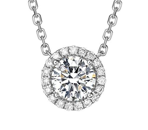 Gnzoe Jewelry 18K White Gold 0