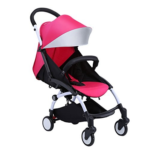 2 Seater Stroller With Car Seats - 7