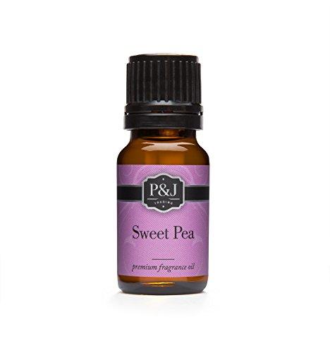 (Sweet Pea Premium Grade Fragrance Oil - Perfume Oil - 10ml)