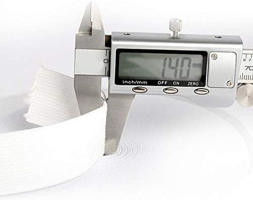 2ロール弾性フラットウエストバンド縫製弾性リボンバンド縫製クラフトアクセサリー,1.8CM