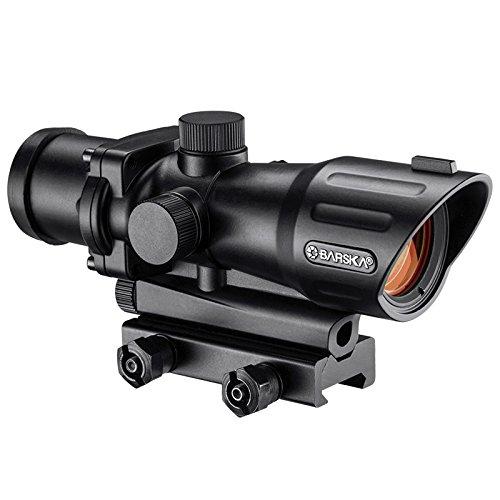 BARSKA AC10984 1x30 IR Electro Sight Riflescope