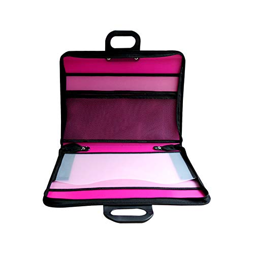A3 Portfolio with Expandable Document Pouch and Internal for sale  Delivered anywhere in USA