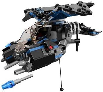 LEGO supereroi Bane 2013 minifigura da Batman Set 76001