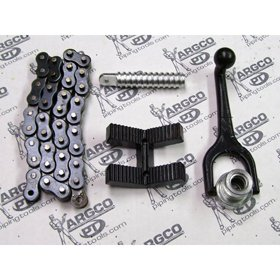 (Repair Kit Fits RIDGID ® 460 Stand Tristand Chain Vise 72037 36273)