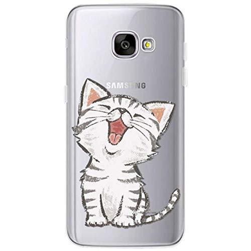 Amazon.com: Case Silicon Cover Cat Samsung Note 8 - Xiaomao ...