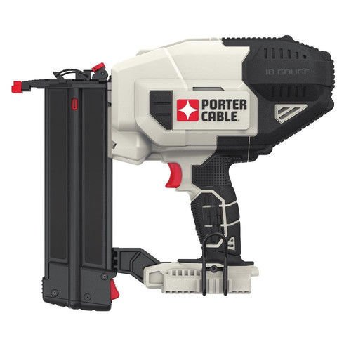 포터 케이블 PCC790BR 20V MAX 리튬 이온 18 게이지 Brad Nailer (베어 툴) (공인 리퍼브)/Porter-Cable PCC790BR 20V MAX Lithium-Ion 18 Gauge Brad Nailer (Bare Tool) (Certified Refurbished)