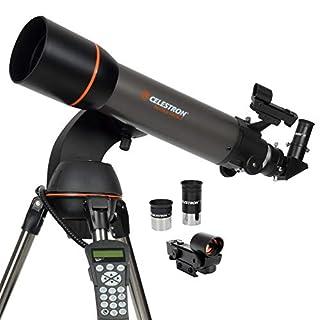 Celestron – NexStar 102SLT Computerized Telescope – Compact and Portable – Refractor Optical Design – SkyAlign Technology – Computerized Hand Control – 102mm Aperture