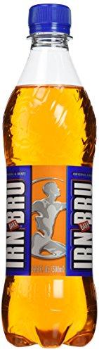 Irn Bru Scottish Soda Package of 4