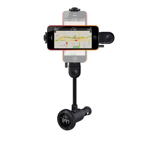 Belkin TuneBase Hands-Free FM Transmitter for iPhone 5 / 5S