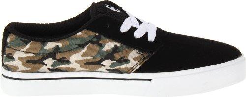 Etnies - Zapatillas de skateboarding para niño Multicolor camuflaje