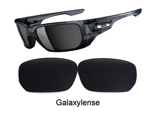 Galaxy Lentes De Repuesto Para Oakley Estilo Interruptor Gafas De Sol Negro Polarizado