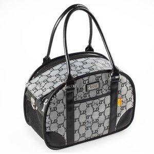 ANUSA Dog bag cat dog bag black LD Size: 32 15 24cm