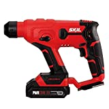 SKIL 20V SDS-Plus Rotary Hammer, Includes 2.0Ah PWRCore 20 Lithium Battery and Charger – RH170202 Review