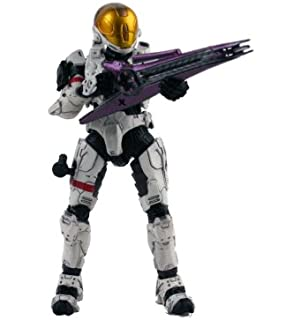 Amazon com: McFarlane Toys Halo 4 Series 1 - Blue Spartan