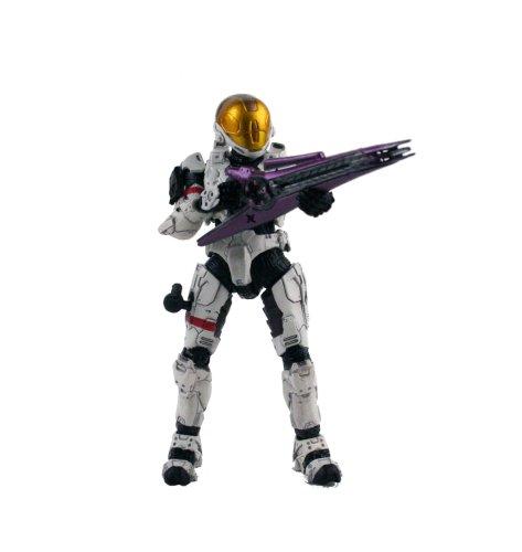 McFarlane Toys Halo 3 Series 2 White Spartan Soldier (Eva -